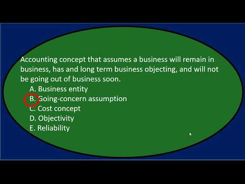 Multiple Choice 1 Questions Accounting Terms Accounting Equa