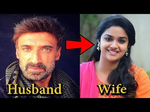South Indian Villain and Their Real Life Wife I 2018
