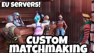 🔴 (EU) HOSTING CUSTOM MATCHMAKING scrims FORTNITE   PLAYING WITH SUBS   ANY PLATFORM   LIVE