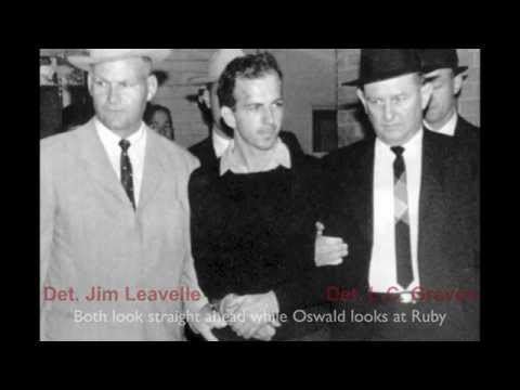 Jack Ruby's timely time-stamped visit to Western Union