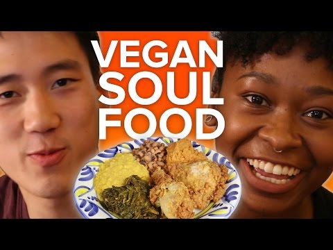 Vegan Soul Food Adventure