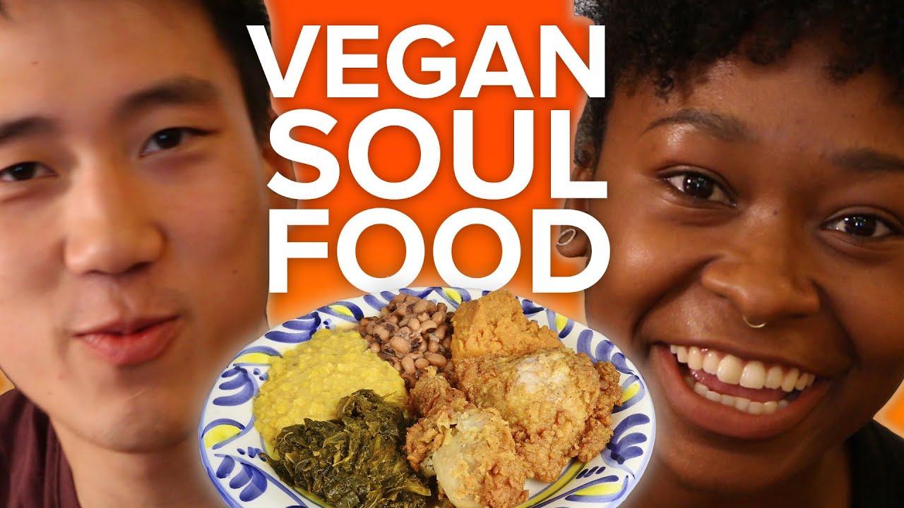 Vegan soul food adventure youtube vegan soul food adventure forumfinder Gallery