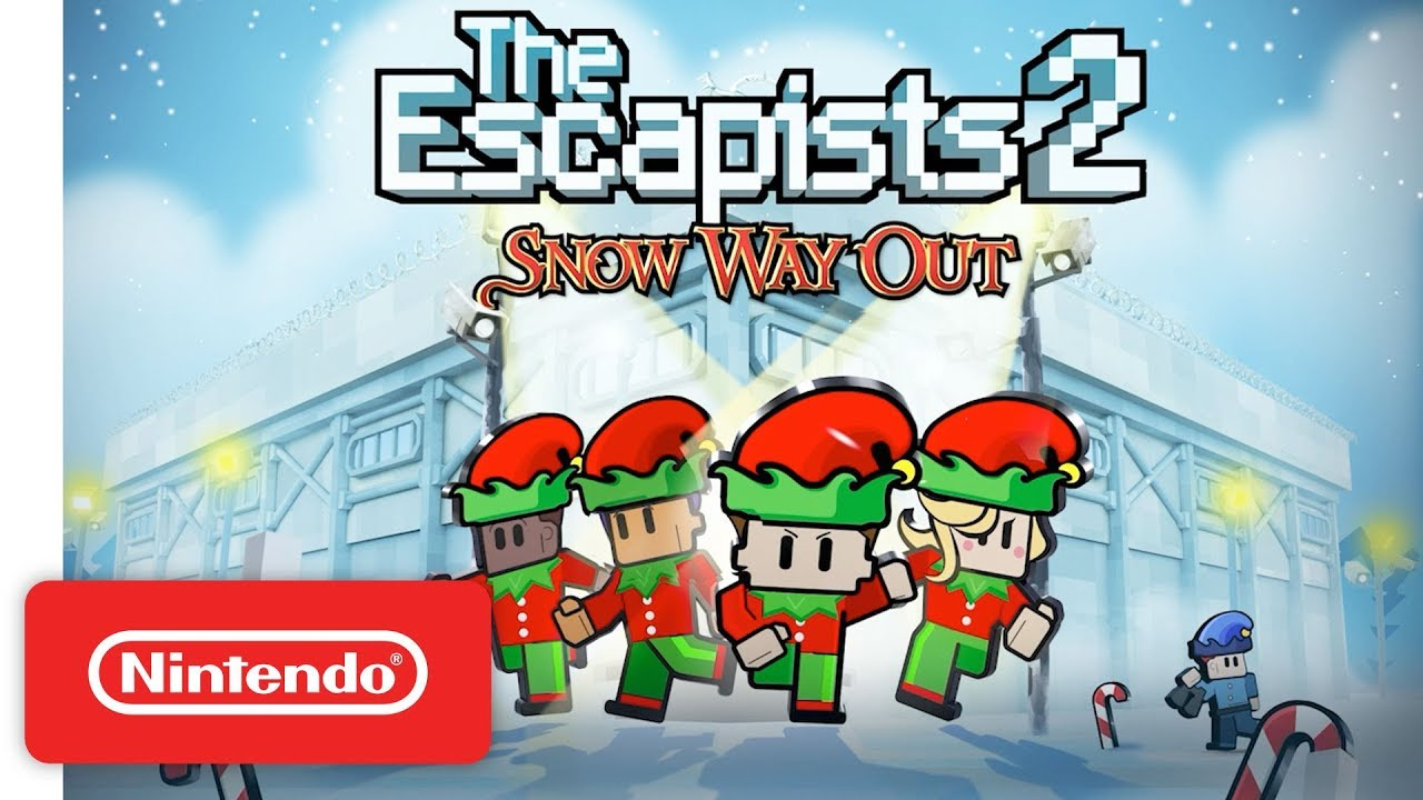 The Escapists 2 - Snow Way Out Trailer - Nintendo Switch - Nintendo