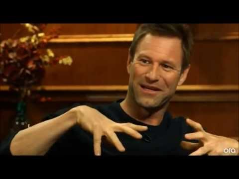 """Aaron Eckhart On Working With Heath Ledger In """"The Dark Knight"""" on LARRY KING NOW"""