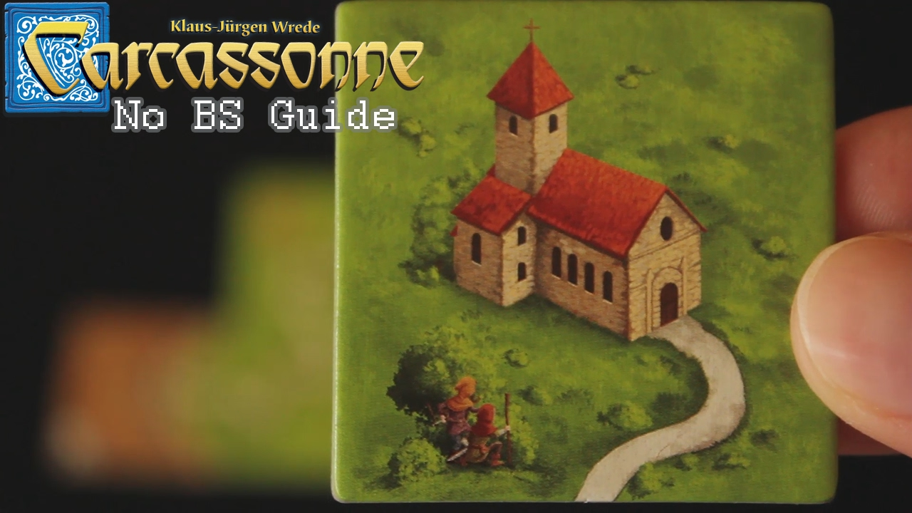 How To Play Carcassonne No Bs Guide Youtube