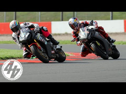 Ron Haslam Race School + Red Bull Honda WorldSBK
