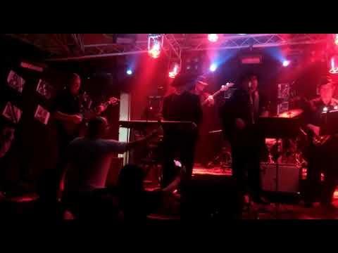 La Estaño Blues Band - Rock Me Baby en Club Cultura - 09-06-18.