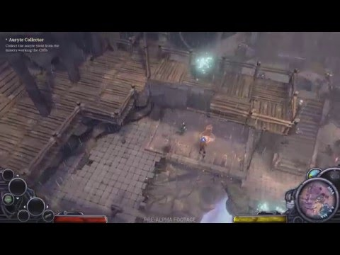 Seven: The Days Long Gone Is Like The Witcher Meets Baldur's Gate - PAX East 2016