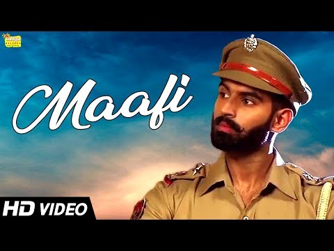 Parmish Verma - Maafi | New Punjabi Song | Vinaypal Buttar | Latest Punjabi Songs 2018