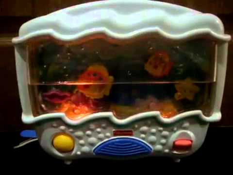 Fisher Price Ocean Wonders Aquarium Soothing Music Crib Mobile By Www Br Usaconnection Com