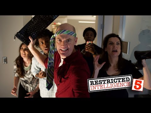 Information Security Awareness Comedy - Restricted Intelligence Season 5