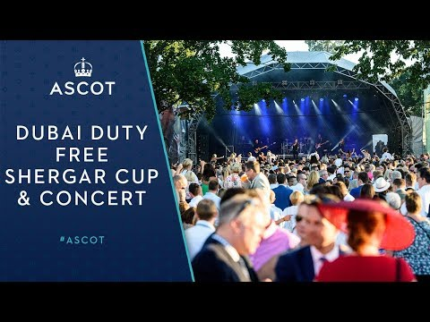 The Dubai Duty Free Shergar Cup and Concert