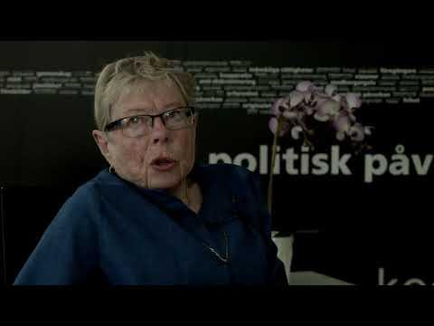 1. Birgitta Andersson om välgörenhet