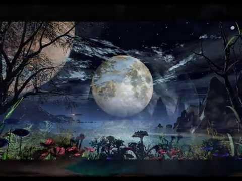 Enigma ..Sitting on the Moon  Subtitulada en Español