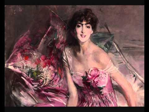 Arturo Toscanini: Canto di Mignon (1889)