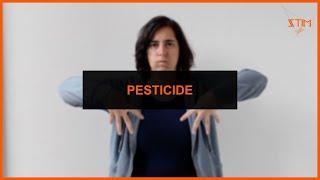 Agriculture/Élevage : Pesticide (1/3)