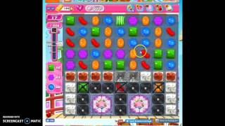Candy Crush Level 377 help w/audio tips, hints, tricks