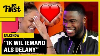 YXNG LE versiert DELANY IN SHOW | MTV FIRST