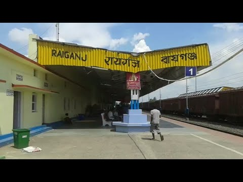 Raiganj railway station, Howraha, Sealdah, Kolkata to Raiganj | Please Please Subscribe my chenel