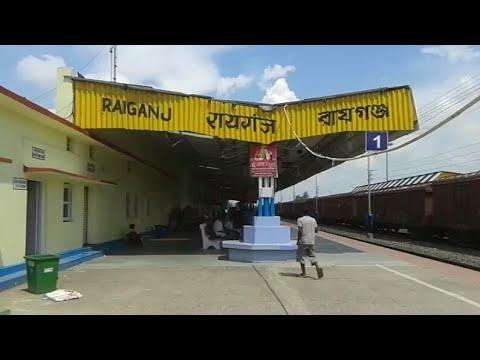 Raiganj railway station, Howraha to Raiganj | Plz Subscribe my chenel