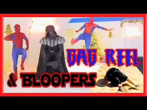 Gag Reel & Bloopers 5 (Ginger Ninja Trickster)