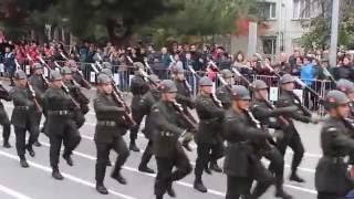Bayrak ve Gaziler Geçişi - CUMHURİYET FİLMİ