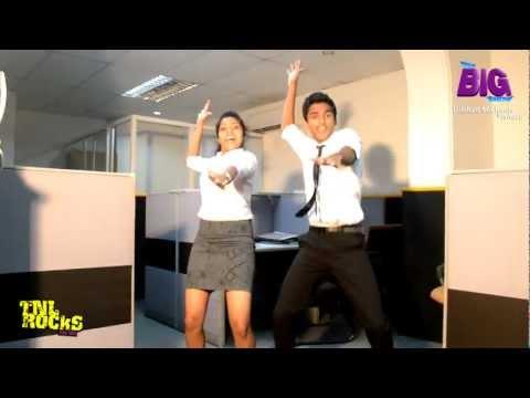 TNL Rocks - T20 dance combo Sri Lankan Style!!!!!!!!!!!