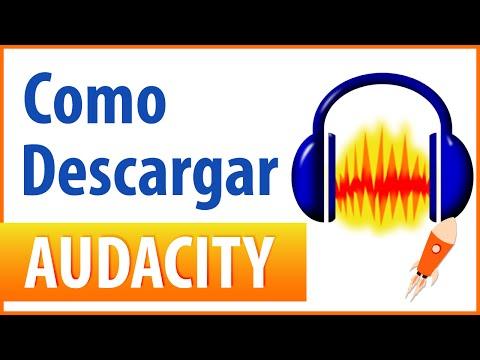 Como Descargar Audacity en Español + Plugin LAME MP3