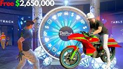 Free Oppressor GTA Casino Free Money $2,650,000 Lucky Wheel Free Podium Car Glitch