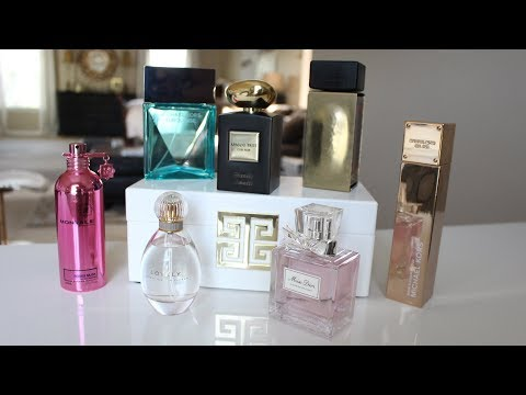 NEW Perfume Collection Review: My Latest Lovelies