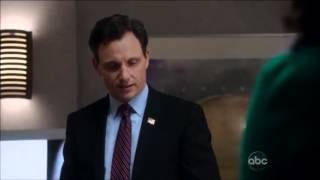 Scandal 2x22  White Hat's Back On Season 2 Finale Fitz Threatens Mellie