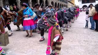 Carnaval de Vinchos - Pukllay 2014 Ayacucho
