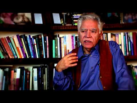 Rudolfo Anaya Interview Bless Me, Ultima Movie