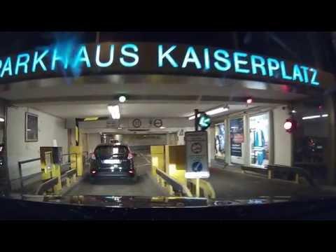 Parkhaus Kaiserplatz, Frankfurt, Germany