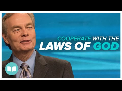 Cooperate With the Laws of God - Andrew Wommack