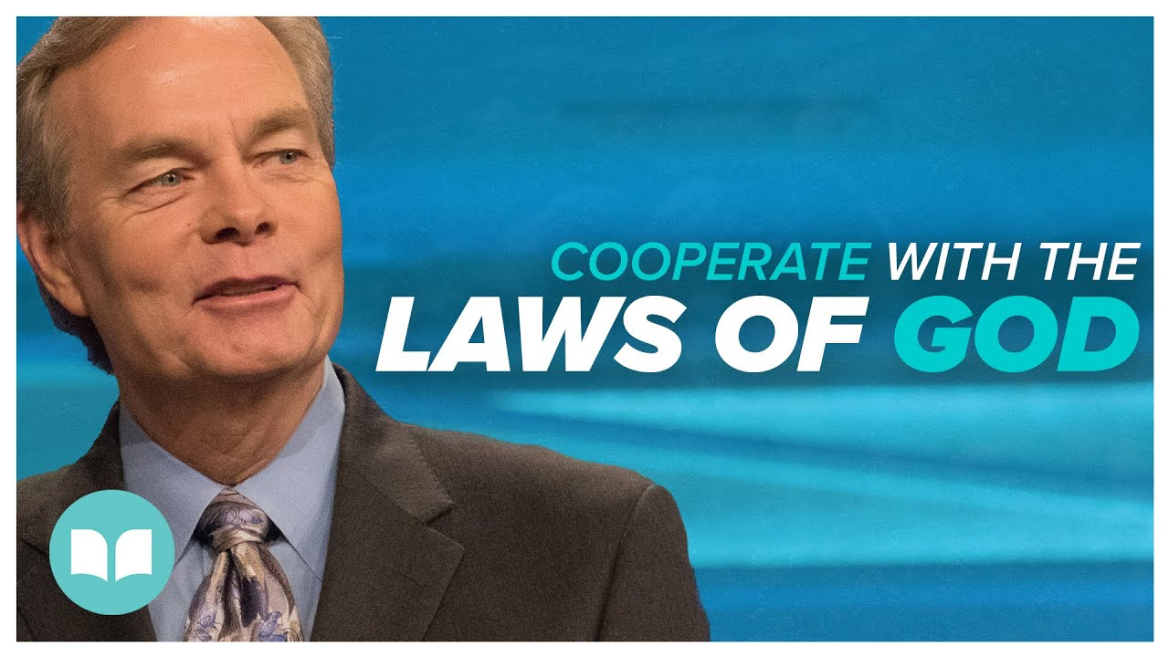 Download Cooperate With the Laws of God | Andrew Wommack | Living Word Christian Center