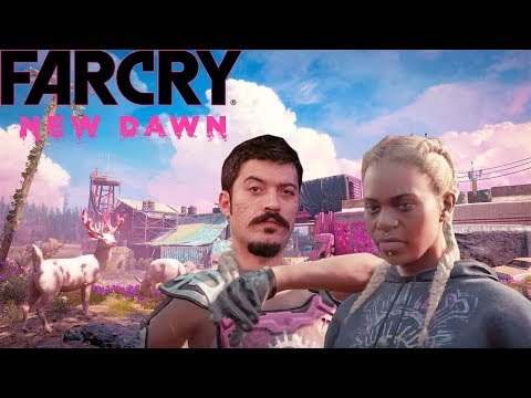KIYAMETİN ALTI YIL SONRASI | Far Cry New Dawn thumbnail