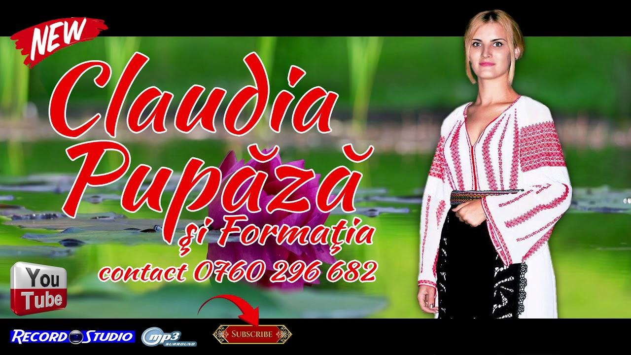 CLAUDIA PUPAZA - Mai badita draga nu mai vreau sa ne iubim | Contact 0760 296 682