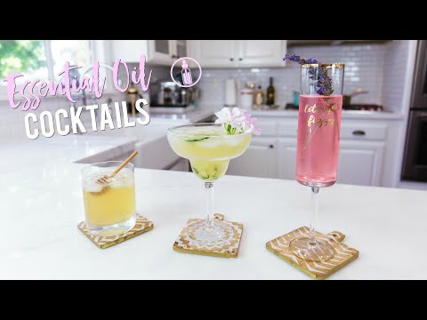 healthy-essential-oil-cocktail-recipes-|-rosé-,-tequilla,-gin