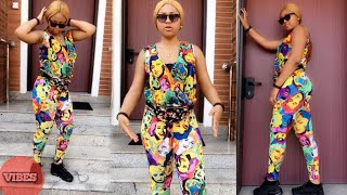 Sad News For Fans Of Regina Daniels Its With a Heavy Heart To Report