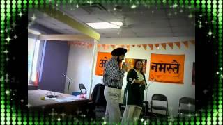 """""""Dil Ki Nazar Se"""" Jyoti & Taluja Perfromed Arya Samaj"""