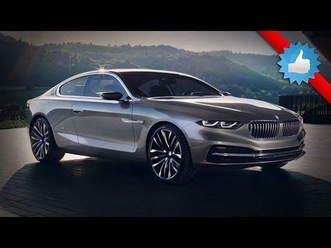 2016 BMW 9-Series Concept for 2014 Beijing Motor Show