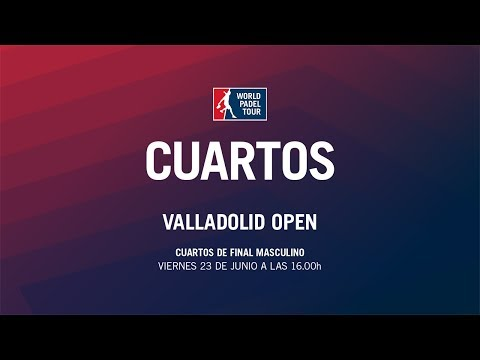 Cuartos de Final Masculina Valladolid Open 2017 | World Padel Tour