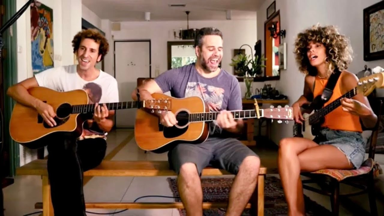 Stayin' Alive (Bee Gees)- Acoustic Cover (+Tutorial)