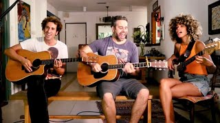 Download Stayin' Alive (Bee Gees)- Acoustic Cover (+Tutorial)