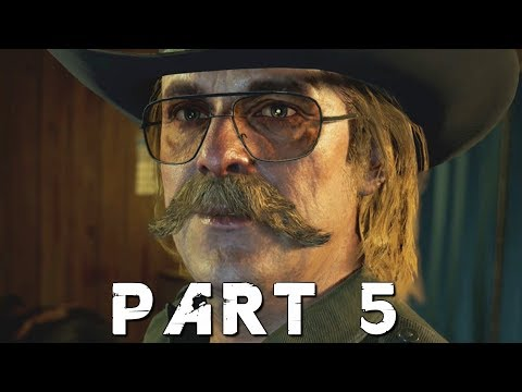 FAR CRY 5 Walkthrough Gameplay Part 5 - HOPE COUNTY JAIL (PS