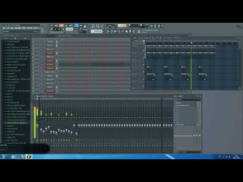 Kurupt - C-Walk Instrumental Remake - FL Studio