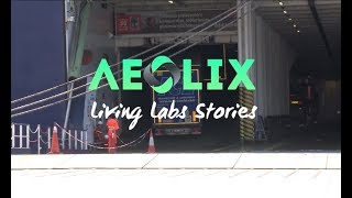 AEOLIX Living Lab Stories #2 - Intermodal e-customs in Triest, Italy thumbnail