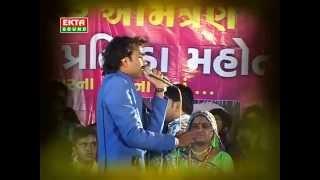 Gujarati Nonstop Garba | Dagale Ne Pagle Mane Meladi Maa Yaad Aave |  Part 4 | Jignesh Kaviraj