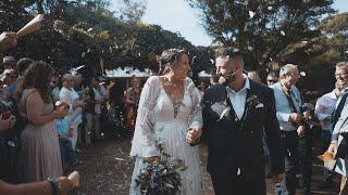 Stephanie + Torben | Wedding Highlights | Hoddles Creek | Silver Arrow Films